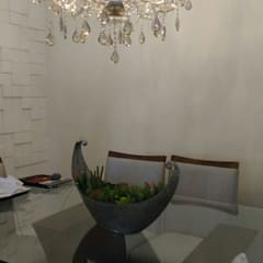 de Samira Prado Moda Casa Moderno Papel