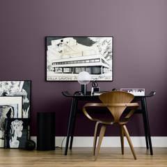 Canary Wharf - Architects' Finest:  Arbeitszimmer von SCHÖNER WOHNEN-FARBE