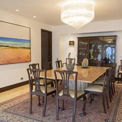 Casa 906: Comedores de estilo  por Objetos DAC