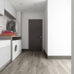 غرفة الملابس تنفيذ De Vivo Home Design,