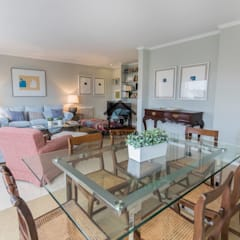 Dining room by Click Inside - Real Estate Photography