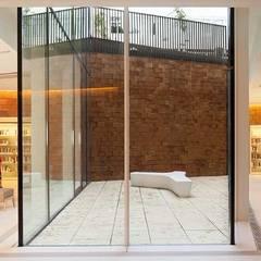 Walls by Baena Casamor Arquitectes BCQ, slp