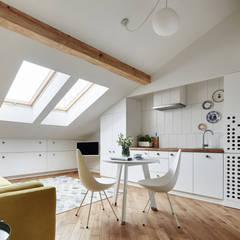 :  Living room by BLACKHAUS