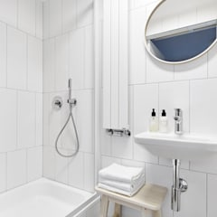: scandinavian Bathroom by BLACKHAUS