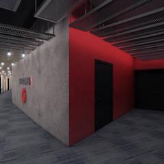 :  Office buildings by Ammar Bako design studio
