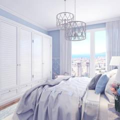 :  Bedroom by Ammar Bako design studio