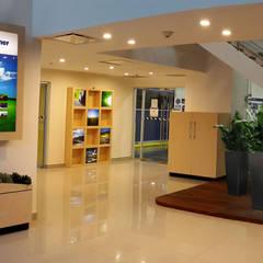 Office buildings توسطebanisART Espacio y Concepto