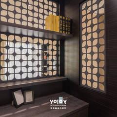 مكتب عمل أو دراسة تنفيذ 有容藝室內裝修設計有限公司