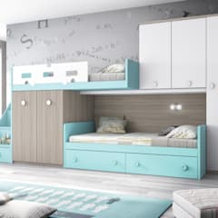 Nursery/kid's room by homify, Mediterranean