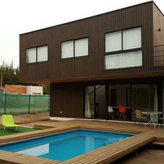 บ้านและที่อยู่อาศัย by Lares Arquitectura