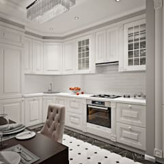 classic Kitchen by GM-interior