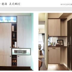 Hành lang by 大不列顛空間感室內裝修設計