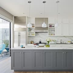 Noe Valley I:  Kitchen by Feldman Architecture