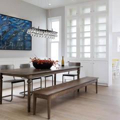اتاق غذاخوری by Feldman Architecture