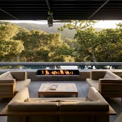 Ranch O|H:  Patios & Decks by Feldman Architecture