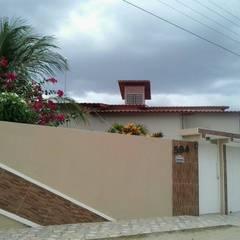 landhausstil Häuser von Moderna Arquitetura Brasil