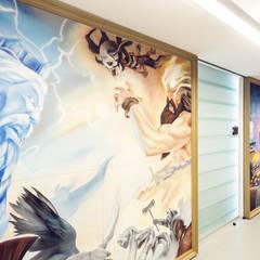 Flaregames:  Arbeitszimmer von KUHN GmbH