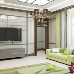 Bedroom design ideas of Katrina Antonovich 1:  Bedroom by Luxury Antonovich Design