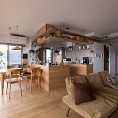 nionohama-apartment-house-renovation: ALTS DESIGN OFFICEが手掛けたキッチンです。