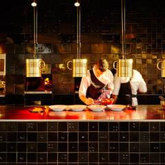 Handgemaakte tegels :  Gastronomie door Harlinger Aardewerk en Tegelfabriek