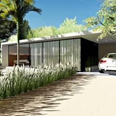 خانه ها by Lopes e Theisen Arquitetura