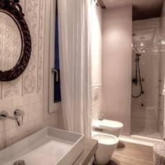 حمام تنفيذ cristina zanni designer , بلدي