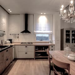 Kitchen by cristina zanni designer