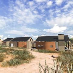 Game Lodge, Rustenburg:  Houses by Gottsmann Architects
