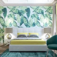 Elegant Home: Спальни в . Автор – ZIKZAK architects