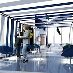 : Centros de exhibiciones de estilo  por Gamma