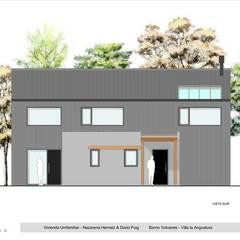 Vista Sur: Casas de estilo  por Paico