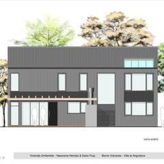 Vista Norte: Casas de estilo  por Paico