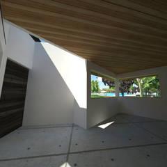 Centro de eventos, Codigua, Melipilla.: Livings de estilo  por Toledo estudio Arquitectos