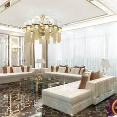 Modern living room by Luxury Antonovich Design Modern