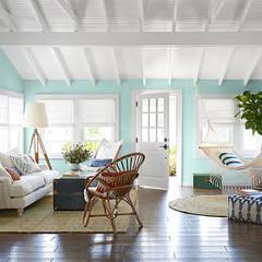Living room by Evinin Ustası, Country