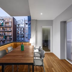 Terrace by PAULO MARTINS ARQ&DESIGN