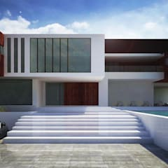 خانه ها by Unikco Arquitectos