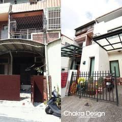 บ้านและที่อยู่อาศัย by 七輪空間設計