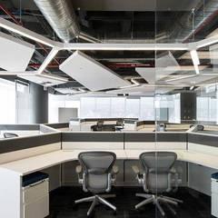 Office buildings by Yo sé,