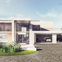 Street View:  Houses by Gottsmann Architects