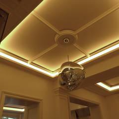 Hall: Couloir et hall d'entrée de style  par Archimia