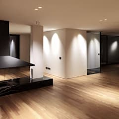 Living room by MM A | Massimiliano Masellis Architetti