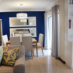 SANTE FE CRESCENT:  Dining room by Covet Design