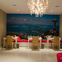 MADE IN BRAZIL - RETAIL:  Living room by Covet Design