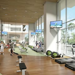 ورزشگاه by TaAG Arquitectura
