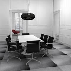 ARKIT: Estudios y oficinas de estilo  por ELEMENTO 3 DISEÑO SA DE CV,