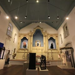 Musea door Recyklare Projetos de Arquitetura , Restauro & Conservação