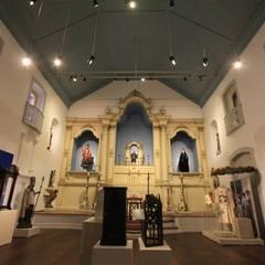 متاحف تنفيذ Recyklare Projetos de Arquitetura , Restauro & Conservação