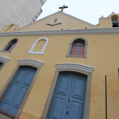 Museu cidade do Rio Grande - Coleção Arte Sacra: Museus  por Recyklare Projetos de Arquitetura , Restauro & Conservação