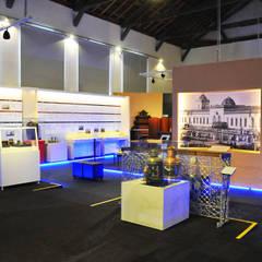 Museu Cidade do Rio Grande - Coleção Histórica: Museus  por Recyklare Projetos de Arquitetura , Restauro & Conservação